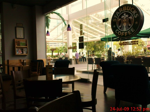 The Spring - Starbuck Coffee Shop