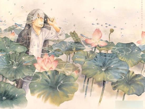 mushi-shi - Ginko